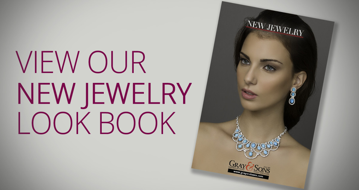 New jewelry lookbook